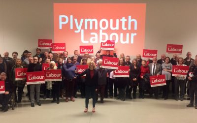 Charlotte selected as Parliamentary Candidate for Plymouth Moor View