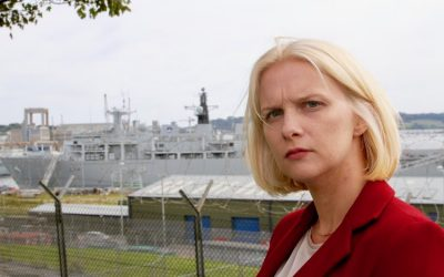 Labour's Charlotte Holloway on victory in saving HMS Bulwark and Albion