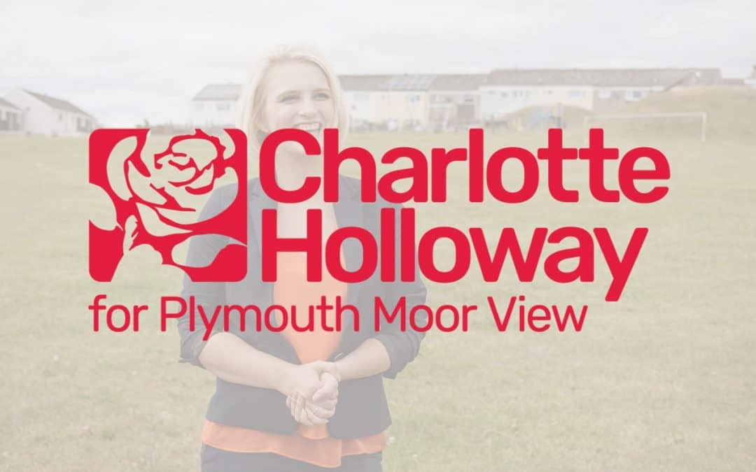 Charlotte leads petition on Universal Credit in Plymouth
